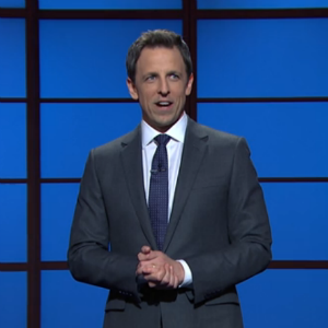 <i>Late Night with Seth Meyers</i> Review