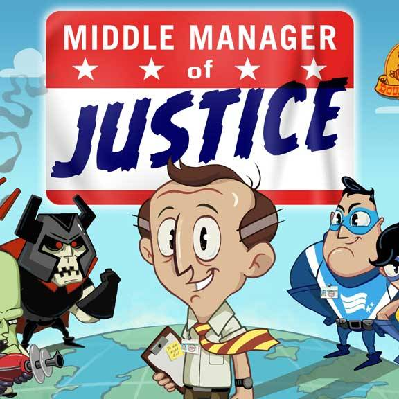 Mobile Game of the Week: <i>Middle Manager of Justice</i> (iOS)