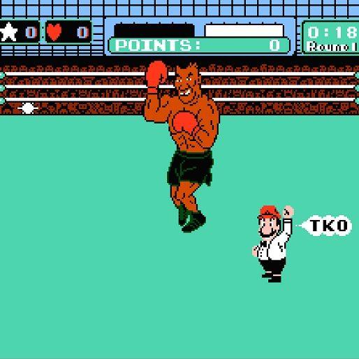 Watch A Blindfolded Man Beat <i>Mike Tyson's Punch-Out</i>
