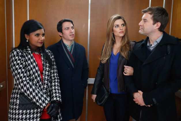"<i>The Mindy Project</i> Review: ""Christmas Party Sex Trap"" (Episode 2.11)"