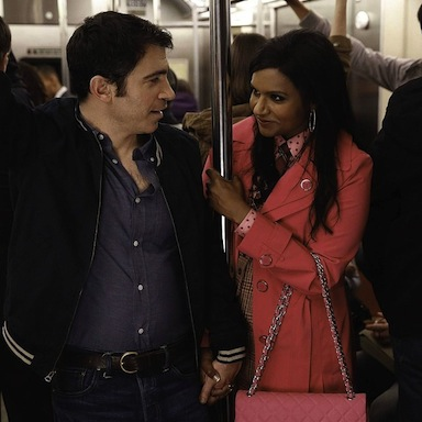 "<em>The Mindy Project</em>: ""Danny and Mindy"""