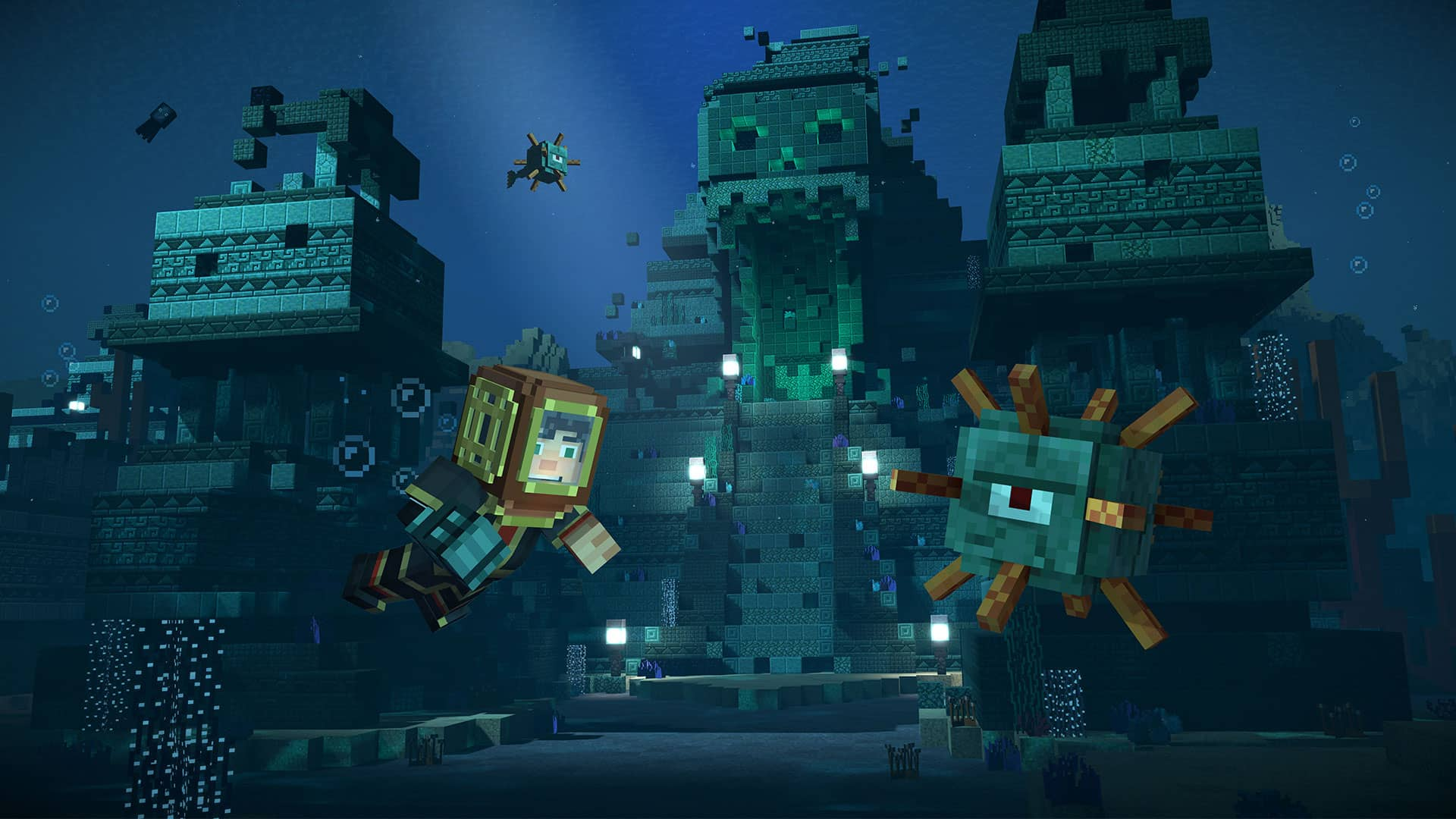 Telltale Confirms Minecraft Story Mode Season Two Release Date