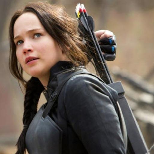 <i>The Hunger Games: Mockingjay, Part 1</i>