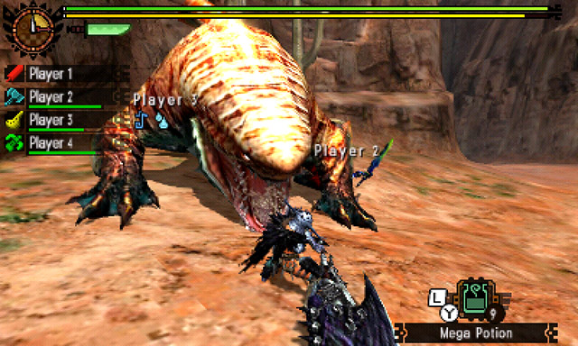 Monster hunter 4 ultimate usa 3ds game [. Cia].