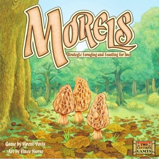 Boardgame Review: <em>Morels</em>