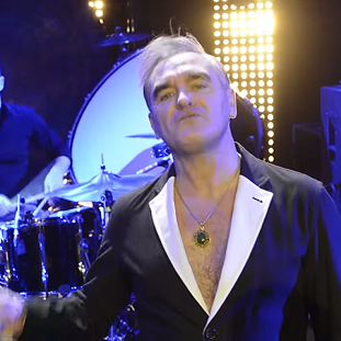 "Watch Morrissey's Music Video ""Kiss Me A Lot"""