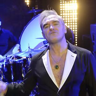 "Watch Morrissey's Music Video ""Kiss Me A Lot"""