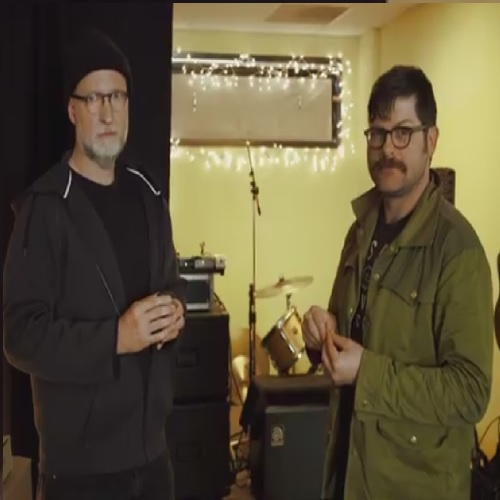"Watch Bob Mould's Hilarious Video for ""I Don't Know You Anymore"""