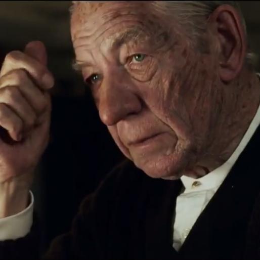 The New Sherlock: Watch Ian McKellen in the Trailer for <i>Mr. Holmes</i>