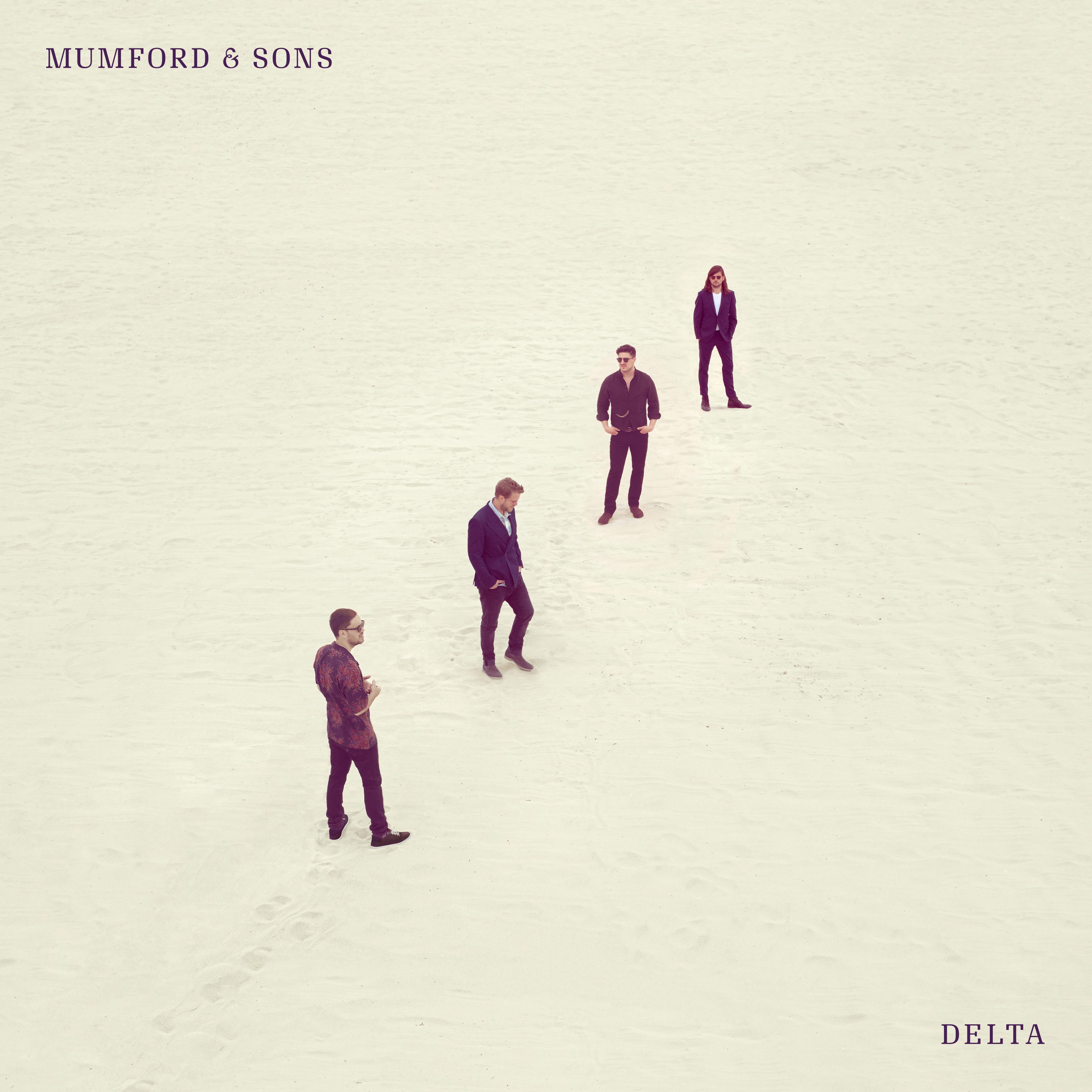 Stream Mumford & Sons New Album, Delta :: Music :: News