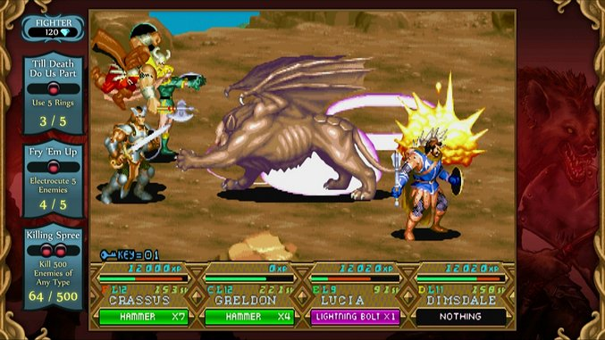 <em>Dungeons & Dragons: Chronicles of Mystara</em> Review (Multi-Platform)