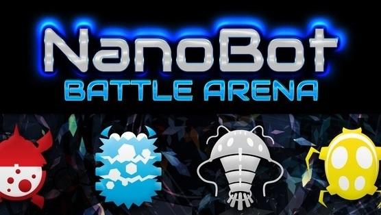 <i>NanoBot Battle Arena</i> Boardgame Review