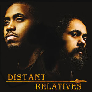 Nas and Damian Marley: <em>Distant Relatives</em>
