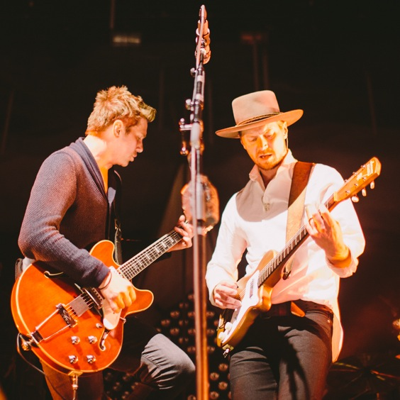 A Day in the Life: Needtobreathe