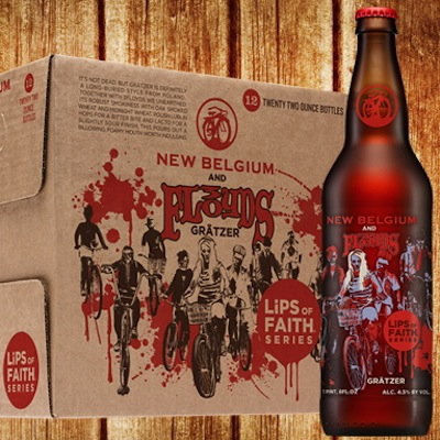New Belgium and 3 Floyds Gratzer Review
