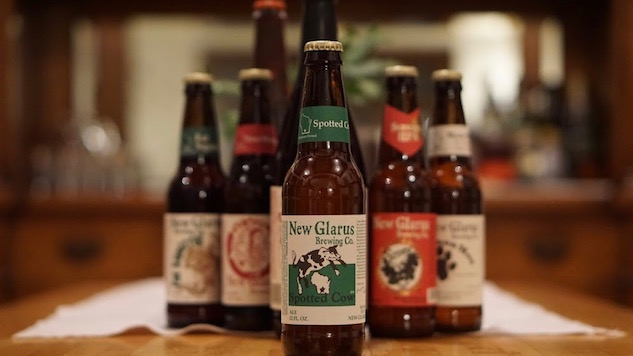 Top 5 Beers From New Glarus Brewing