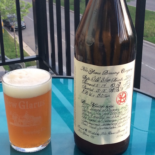 New Glarus R&D Wild Bitter Review