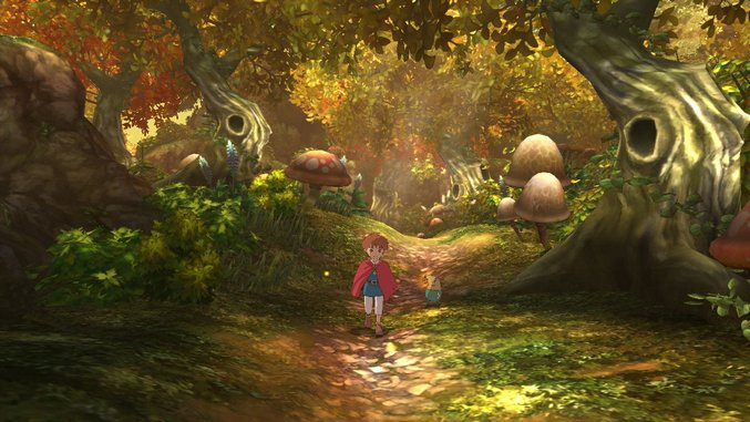 <em>Ni No Kuni: Wrath of the White Witch</em> Review (PlayStation 3)