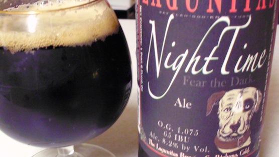 Lagunitas NightTime Black IPA review