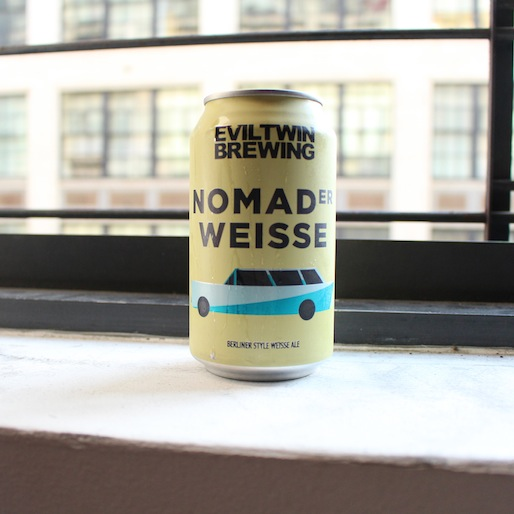 Evil Twin/Westbrook Nomader Weisse Review