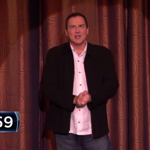 Watch Norm Macdonald's 60-Second <i>Late Late Show</i> Audition