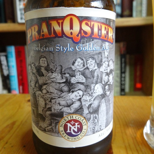 North Coast Brewing Pranqster Review