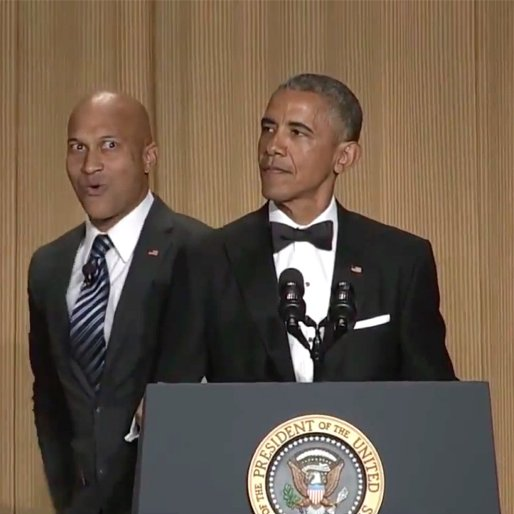 Watch Obama and His Anger Translator Luther Address the Press