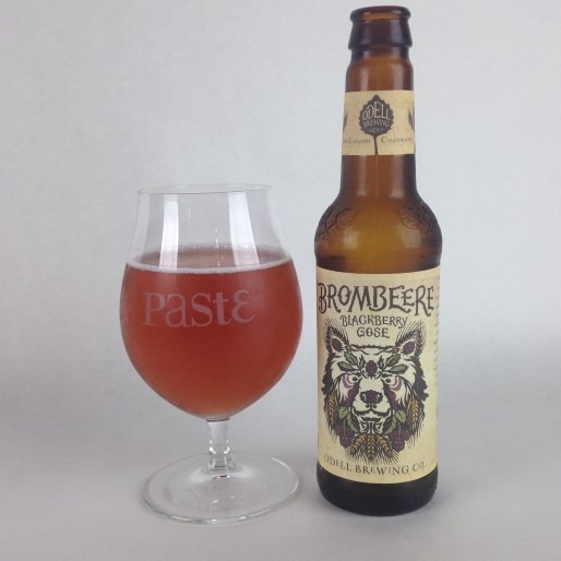 Odell Brombeere Blackberry Gose Review