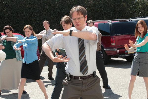 """<em>The Office</em>: """"Finale"""" (Episode 9.25)"""