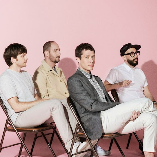 "OK Go Creates More Eye Candy with ""The Writing's on the Wall"" Video"