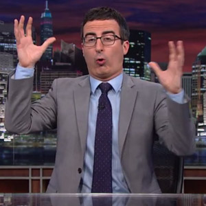 John Oliver Burns FIFA for the Second Time