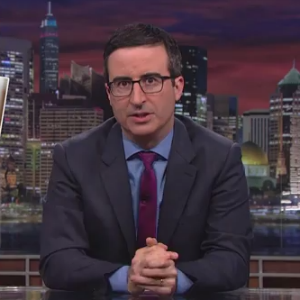 John Oliver Crashes FCC Servers With Net Neutrality Rant