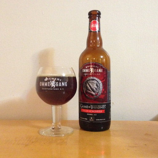Brewery Ommegang Valar Morghulis Review