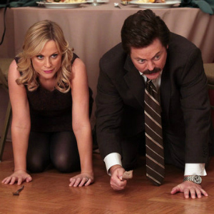 "<em>Parks and Recreation</em> Review: ""Ron and Diane"" (Episode 5.9)"