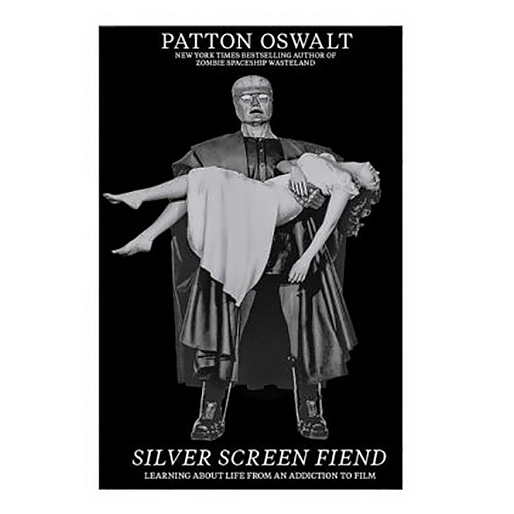 <em>Silver Screen Fiend</em> by Patton Oswalt Review