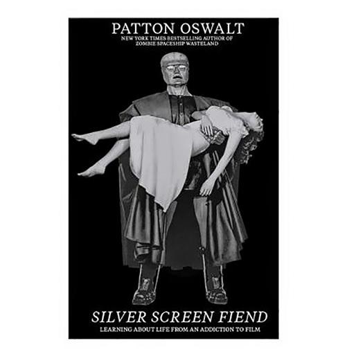 <em>Silver Screen Fiend</em> by Patton Oswalt Review