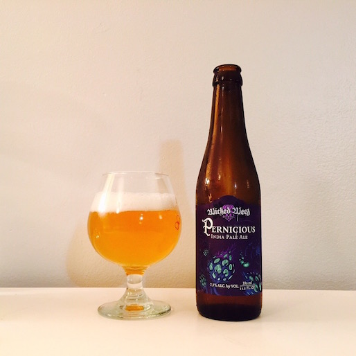Wicked Weed Pernicious Review
