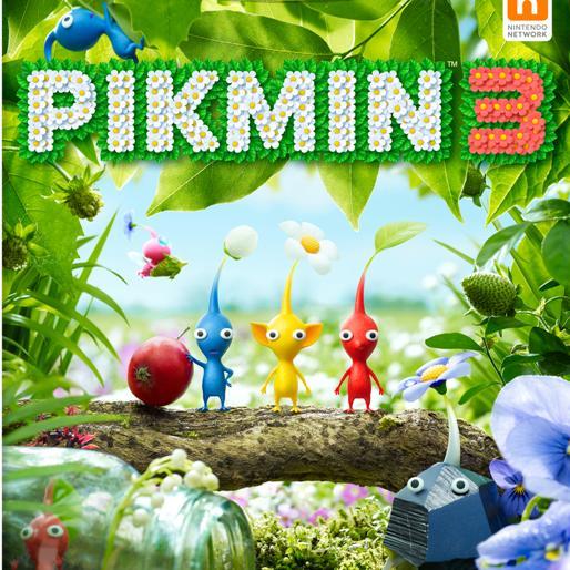 <em>Pikmin 3</em> Review (Wii U)