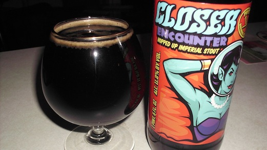 Pipeworks Closer Encounter Imperial Stout Review