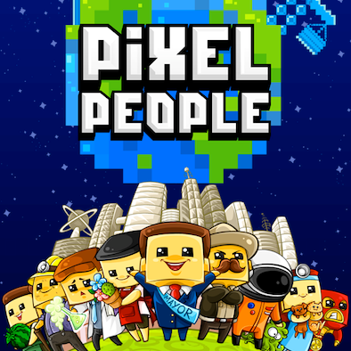Mobile Game of the Week: <i>Pixel People</i> (iOS)