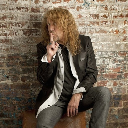 "Robert Plant Releases ""Rainbow"" from <i>lullaby and… The Ceaseless Roar</i>"