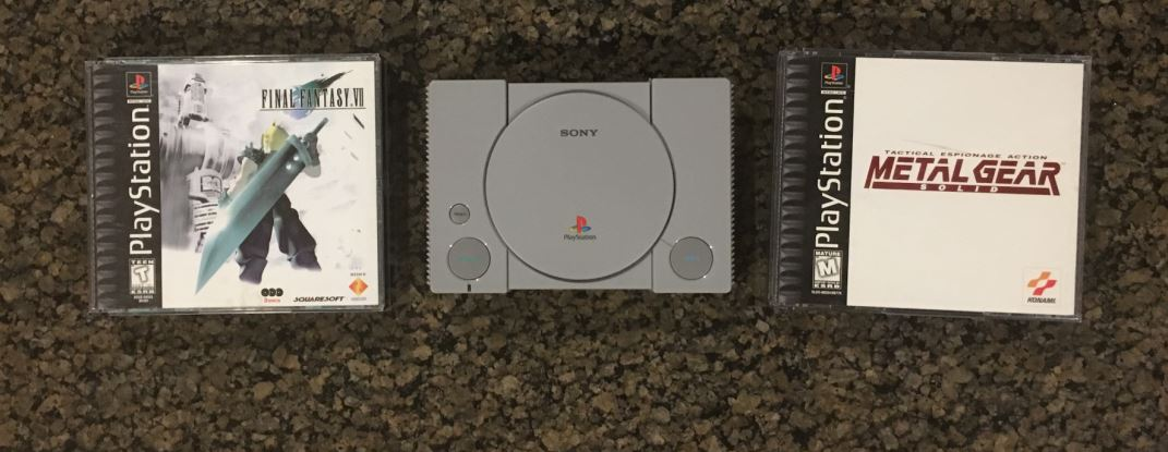 The PlayStation Classic Unboxing Gallery - Paste