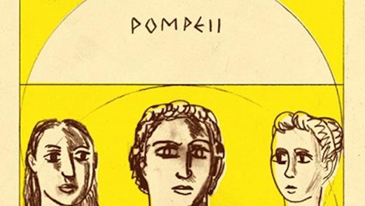<i>Pompeii</i> by Frank Santoro