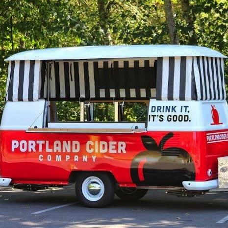Beer Trucks, Keg Bikes and Van Bars