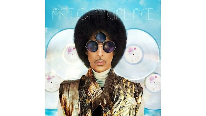 Prince: <i>ART OFFICIAL AGE</i> Review