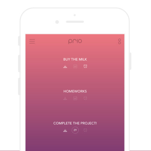 Prio App Review (iOS): Task Lists and Reminders with a Splash of Color