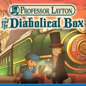 <em>Professor Layton and the Diabolical Box</em> (Nintendo DS)