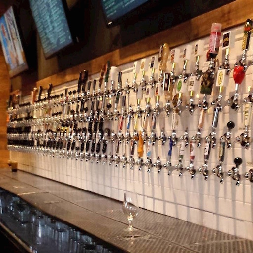 New Beer Garden Boasts Most Taps In the World