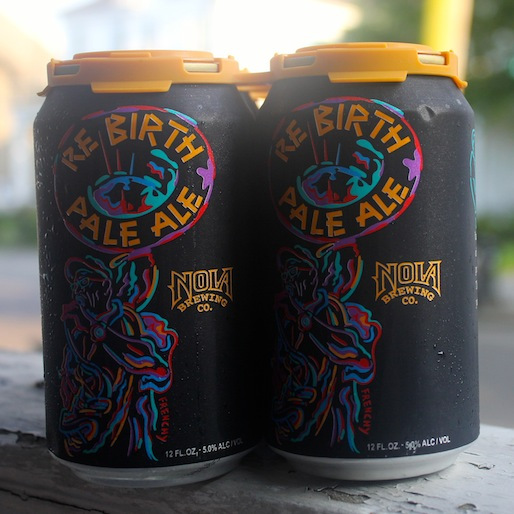 NOLA Rebirth Pale Ale Review