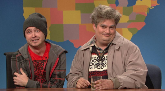 "<i>Saturday Night Live</i> Review: ""Tina Fey/Arcade Fire"" (Episode 39.01)"